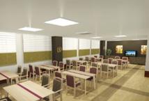 アシステッドリビング宮前 3F 食堂
