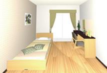 アシステッドリビング習志野3~4階居室イメージ