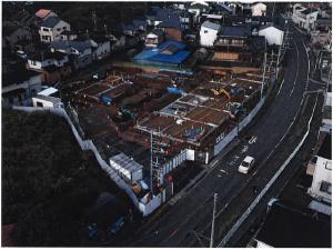 《土気》施工進捗状況2020年10月