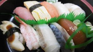 2月 お寿司出前の会 練馬