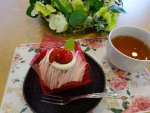 【若葉】洋菓子を楽しむ会を開催しました🍓