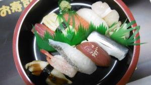 4月 お寿司出前の会 練馬